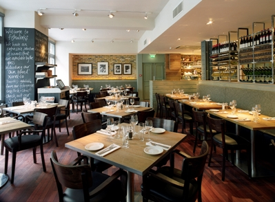 Reserve a table at Fishworks - Swallow Street