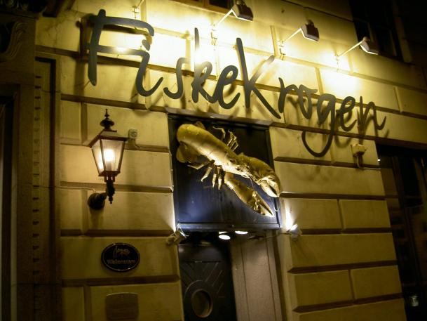 Reserve a table at Fiskekrogen