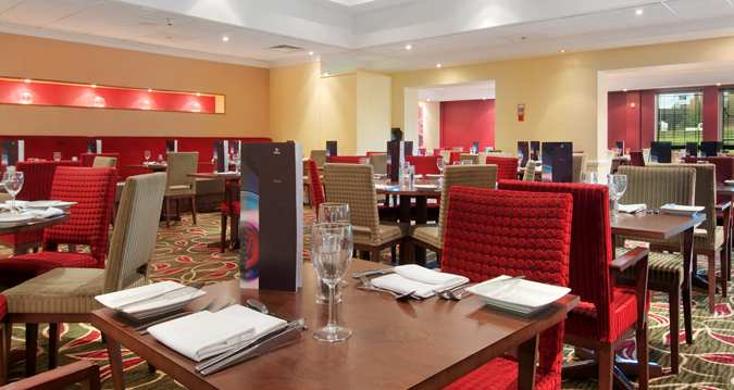 Flavours Restaurant at Hilton Leicester - Leicester