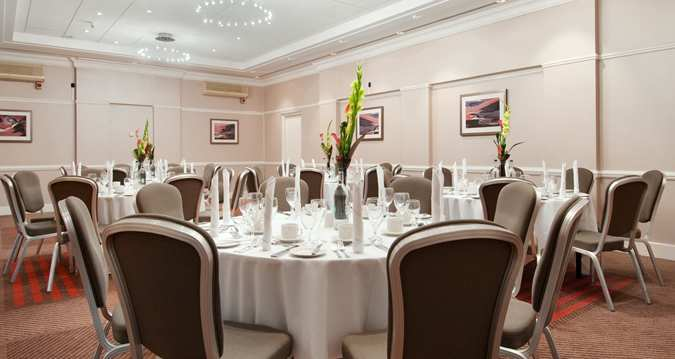 Flavours Restaurant at Hilton Leicester - Leicestershire