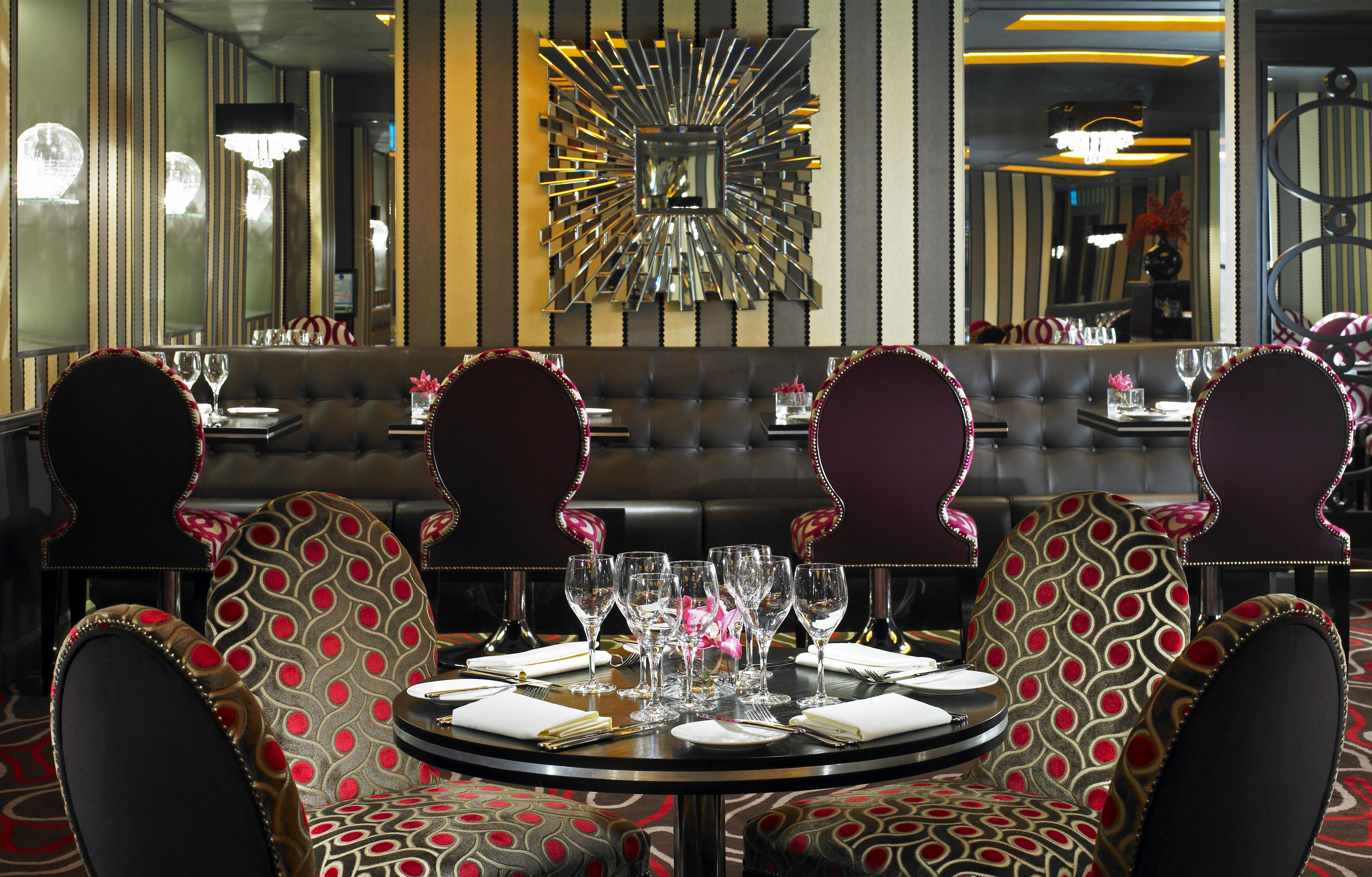 Flemings Grill at Flemings Mayfair Hotel - London
