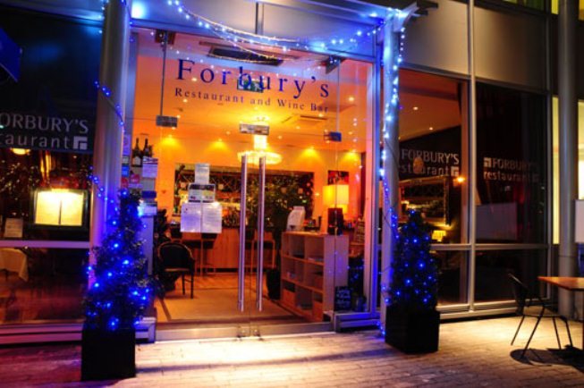 Forbury's Restaurant - Reading