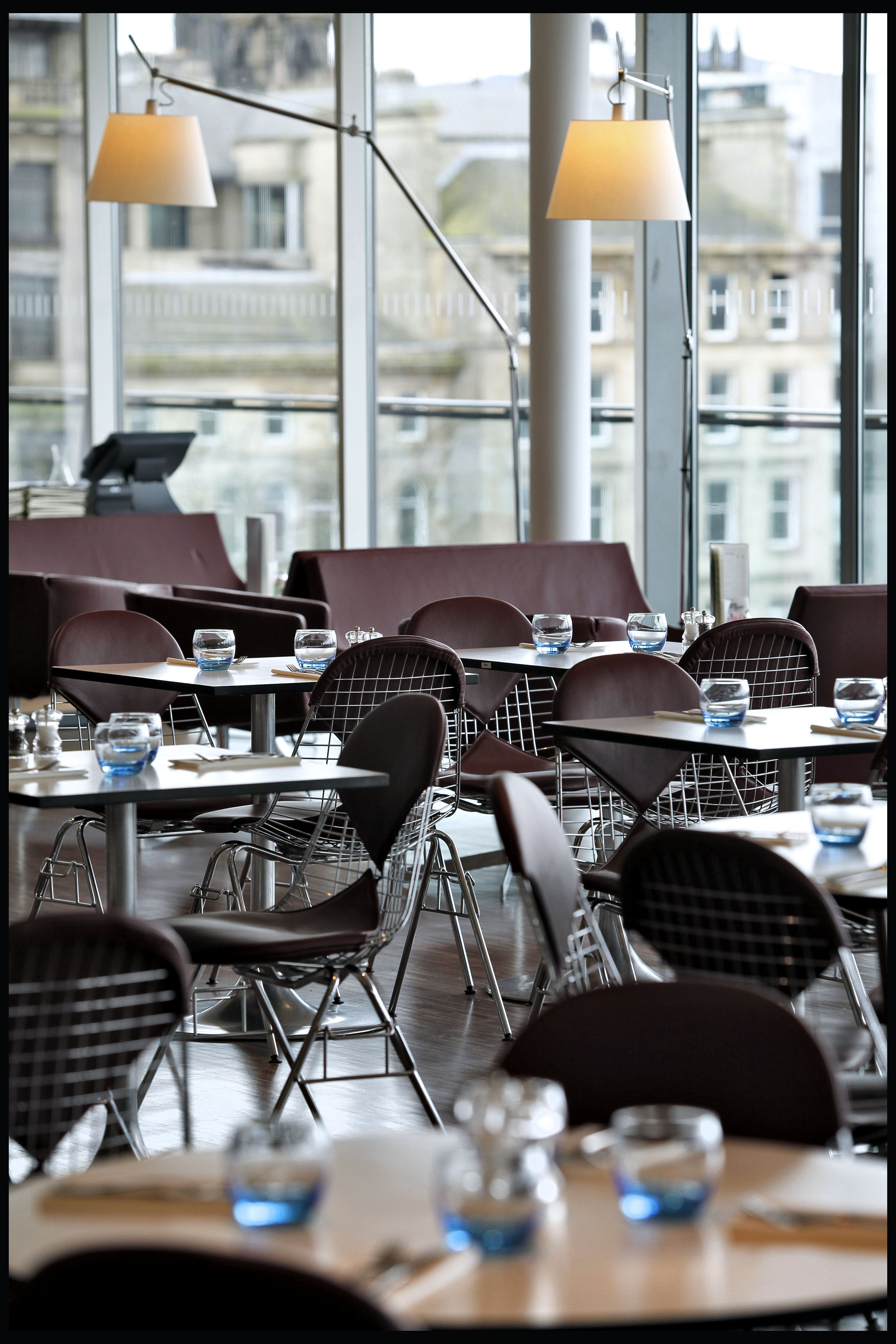 Forth Floor Restaurant, Harvey Nichols Edinburgh - Edinburgh