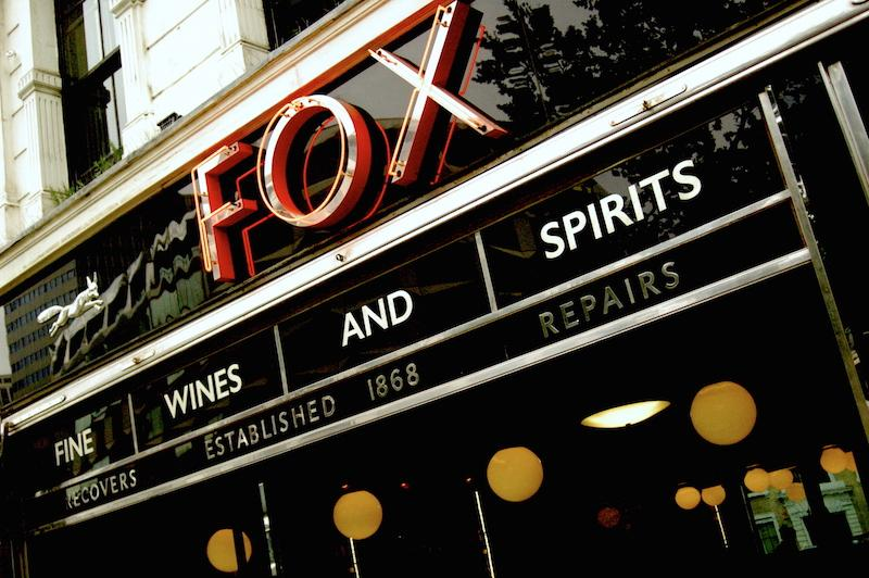 Fox Fine Wine & Spirits - London