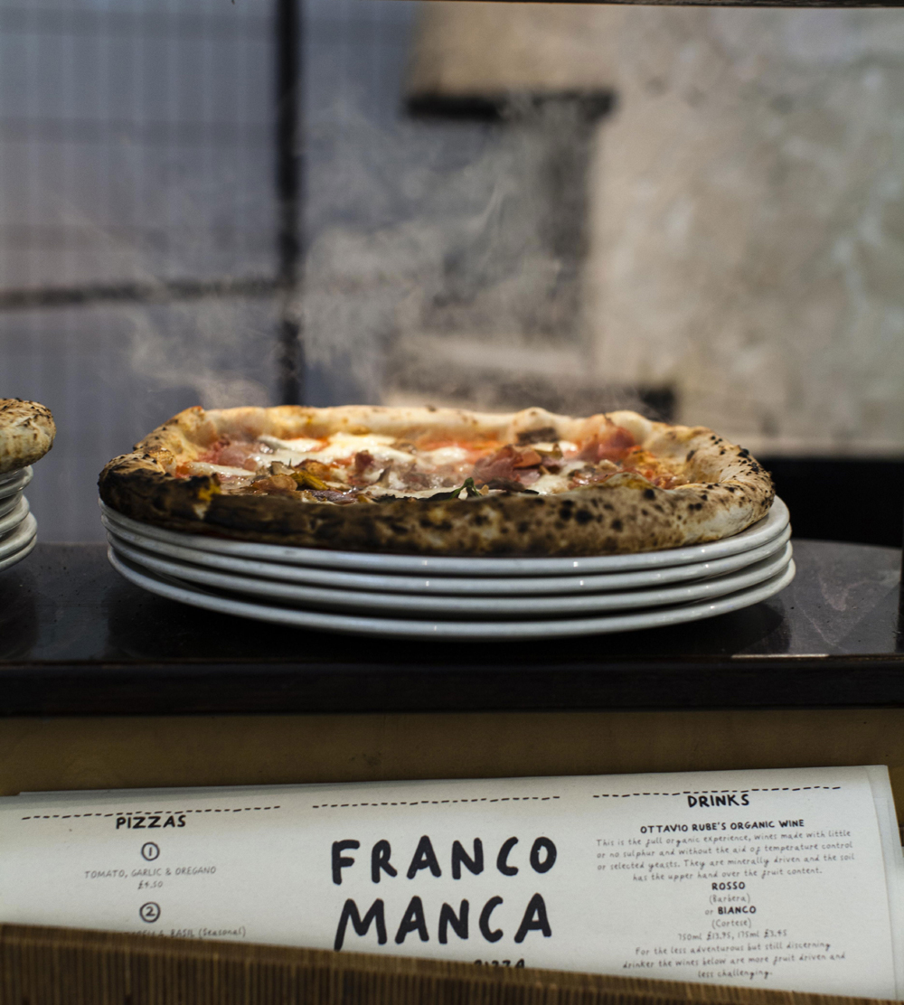Franco Manca - Stoke Newington - London