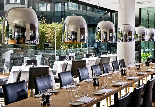 FRANKE Brasserie, Bar & Lounge - Berlin