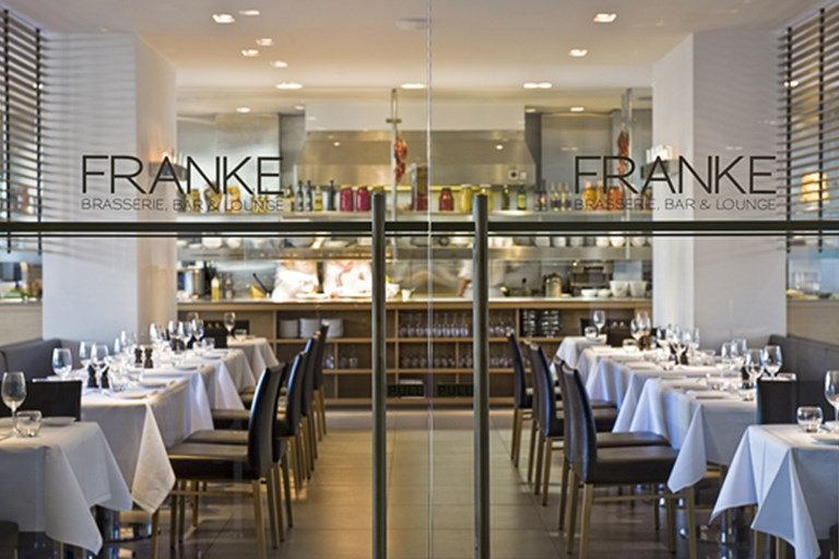 franke brasserie bar lounge charlottenburg berlin bookatable. Black Bedroom Furniture Sets. Home Design Ideas