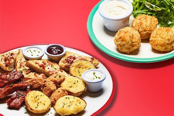 Frankie & Benny's - Barnsley Cortonwood - South Yorkshire