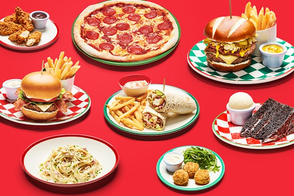 Frankie & Benny's - Peterborough Hampton - Cambridgeshire