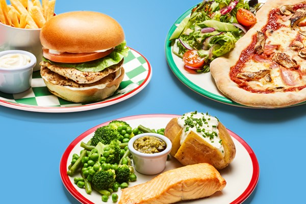 Frankie & Benny's - Kingston - Greater London