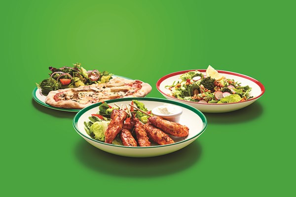 Frankie & Benny's - Manchester Printworks - Manchester