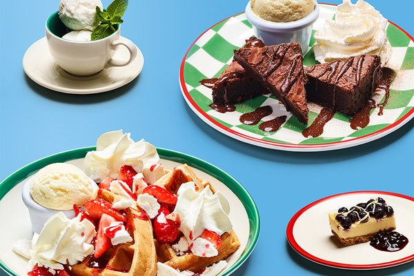 Frankie & Benny's - Stockport - Greater Manchester
