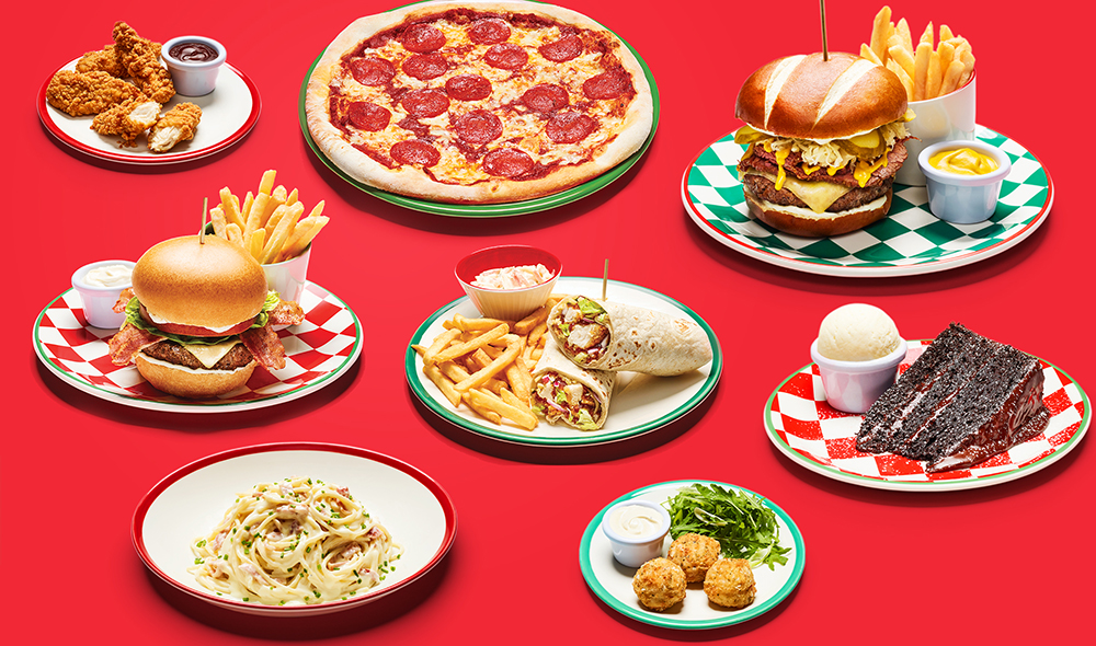 Frankie & Benny's - Uxbridge - Greater London