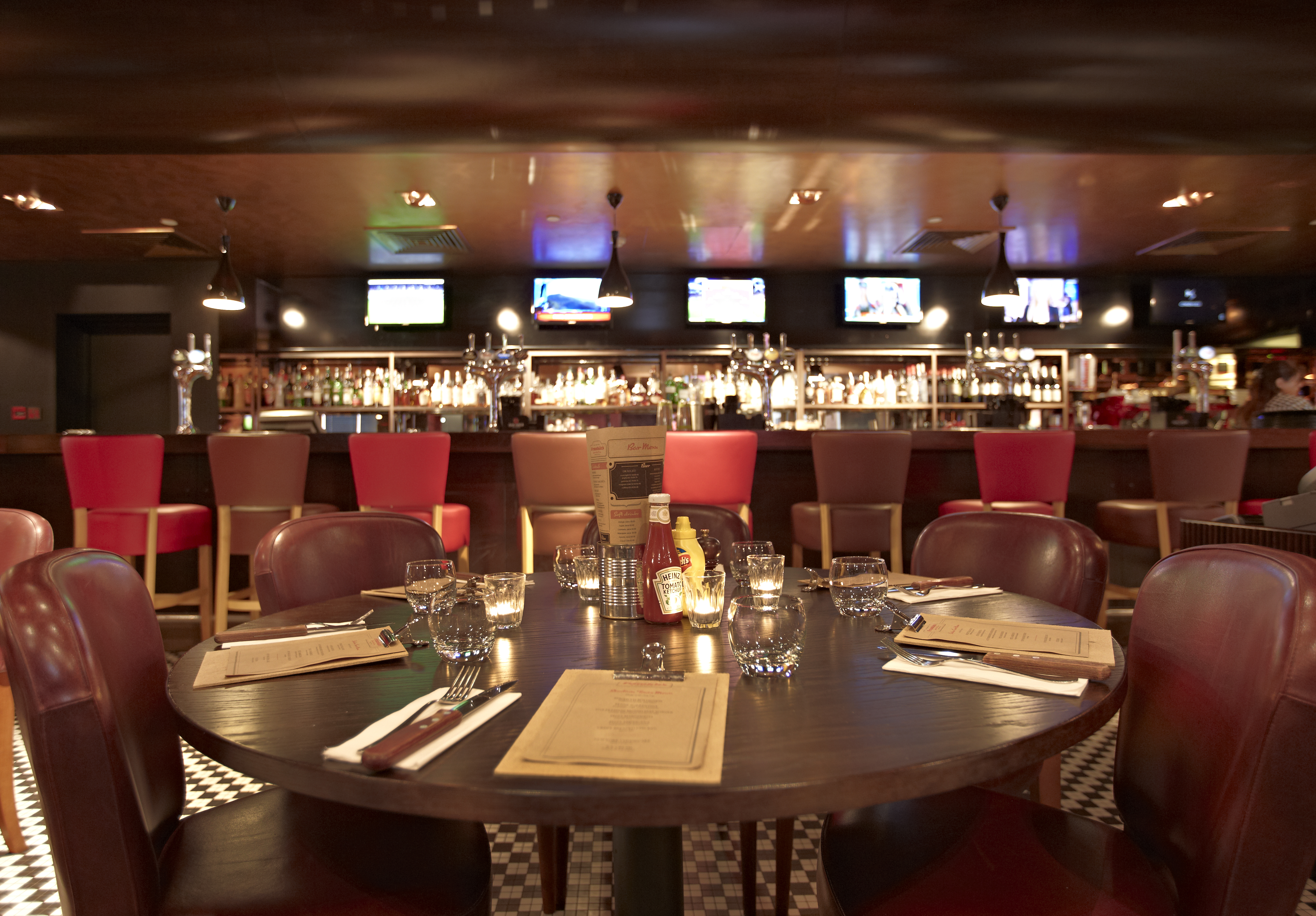 Reserve a table at Frankie's Sports Bar & Diner