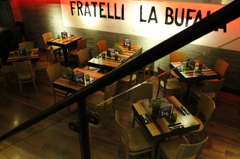 Fratelli La Bufala - Charing Cross - London
