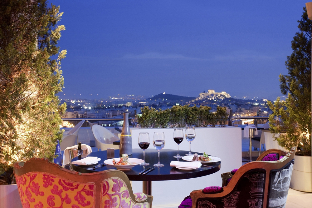 Galaxy Restaurant & Bar - Athens