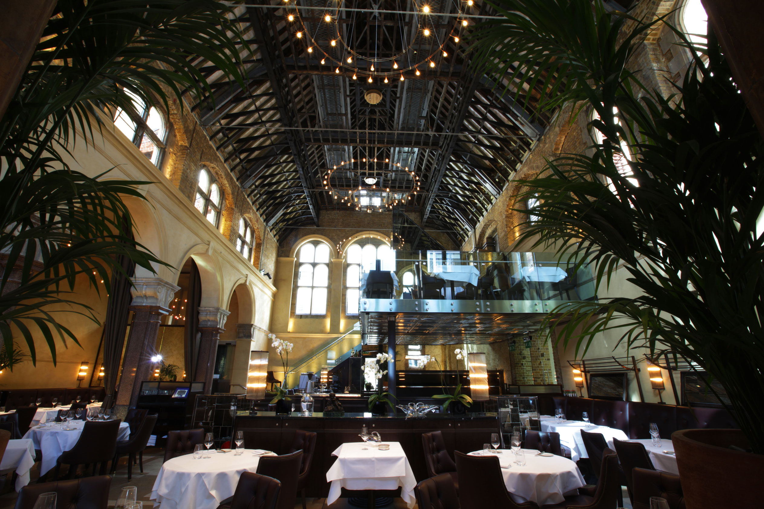 Reserve a table at Galvin La Chapelle