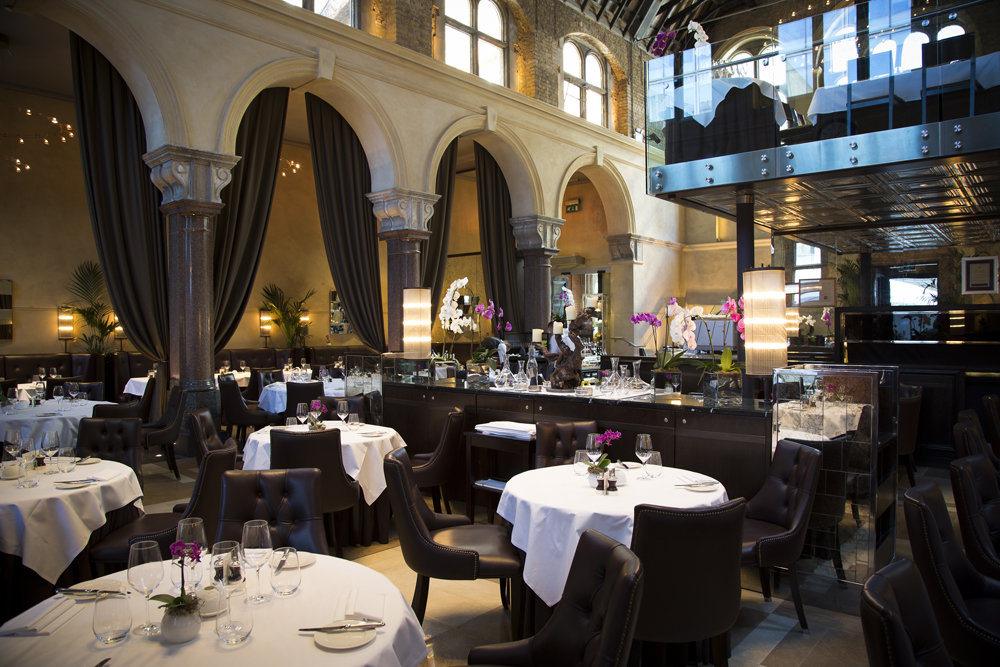 Galvin La Chapelle - London