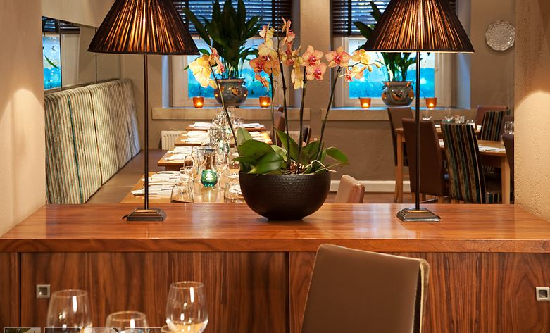Reserve a table at Gamba