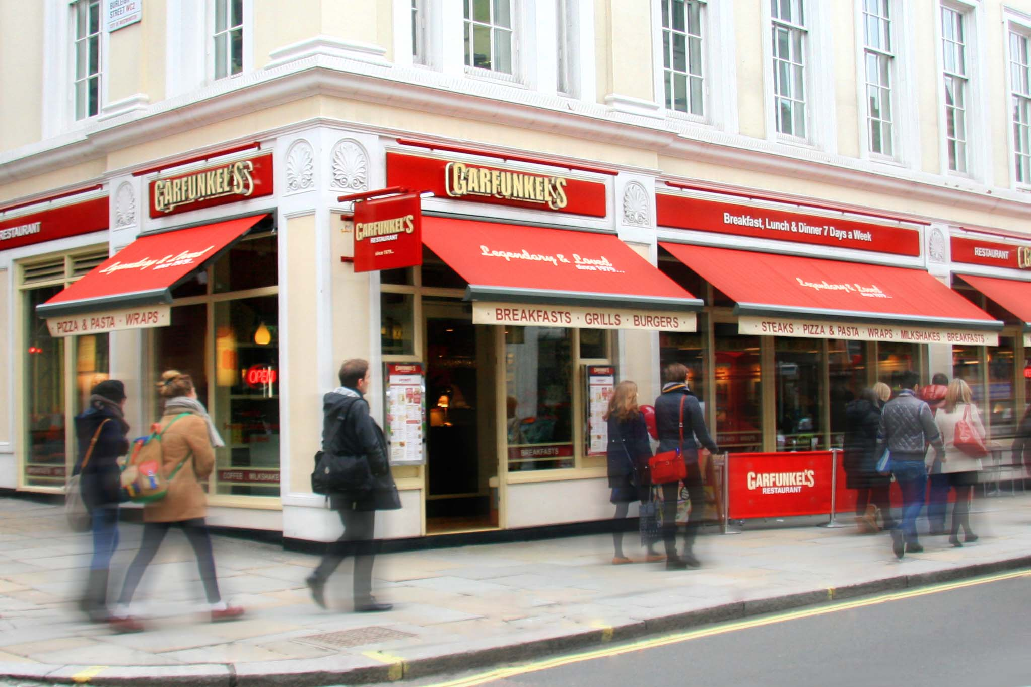 Garfunkel's - Aldwych - London