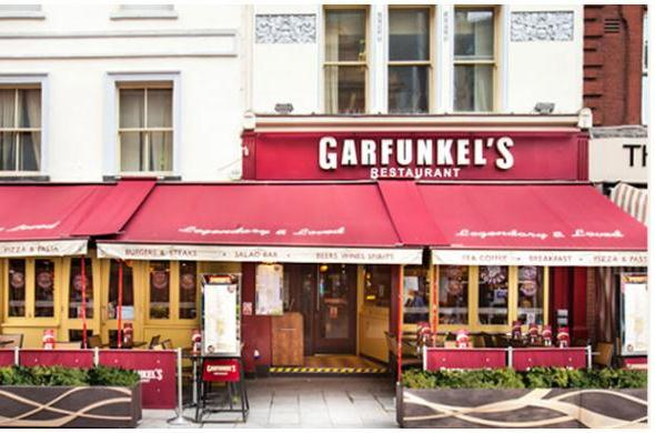 Reserve a table at Garfunkel's - Irving Street