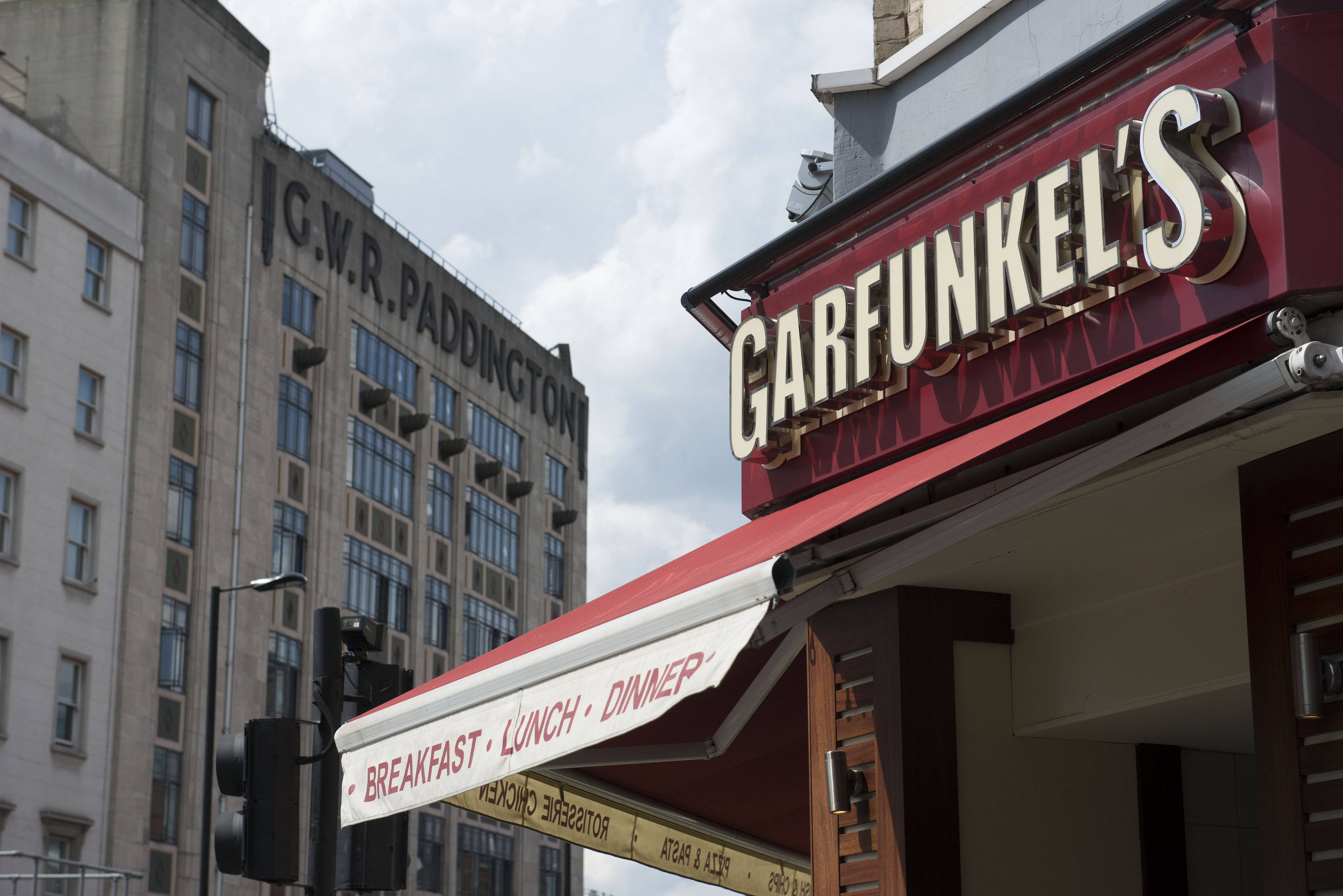 Garfunkel's - Paddington - London