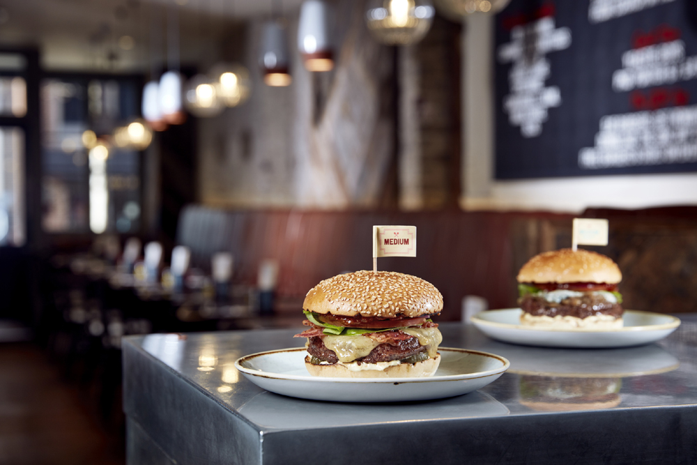 GBK Canary Wharf - London