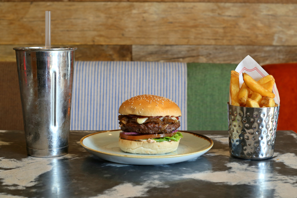 GBK Chiswick - London