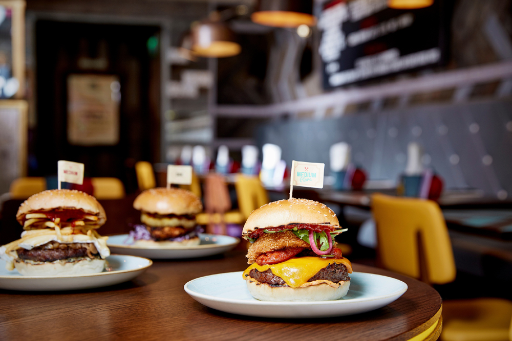 GBK Liffey Valley - Dublin