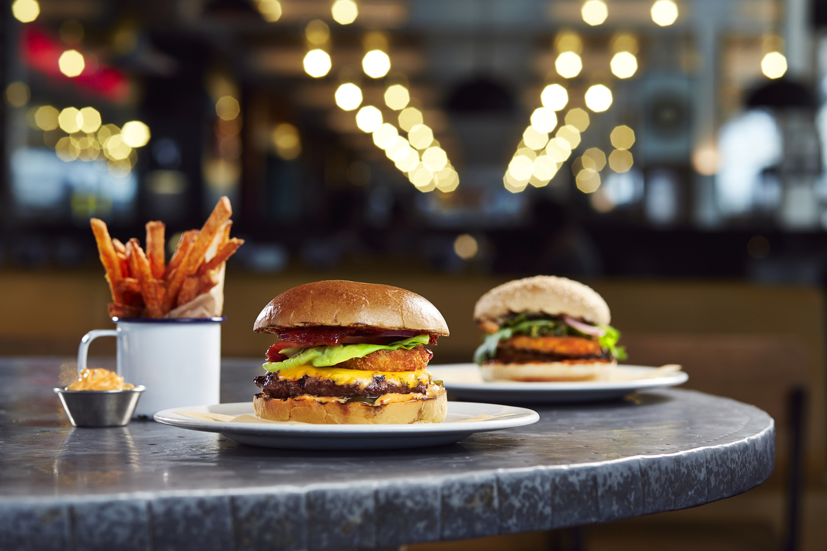GBK Soho - London