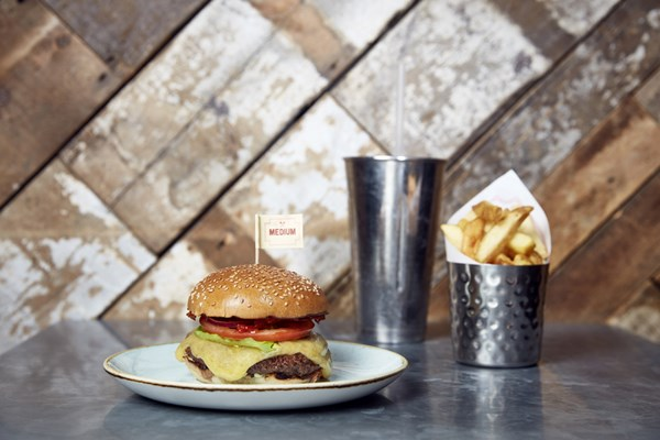 GBK Spitalfields - London