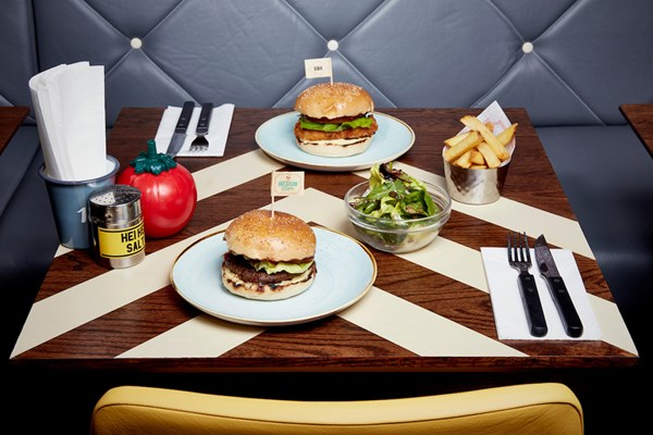 GBK Wandsworth Southside - London