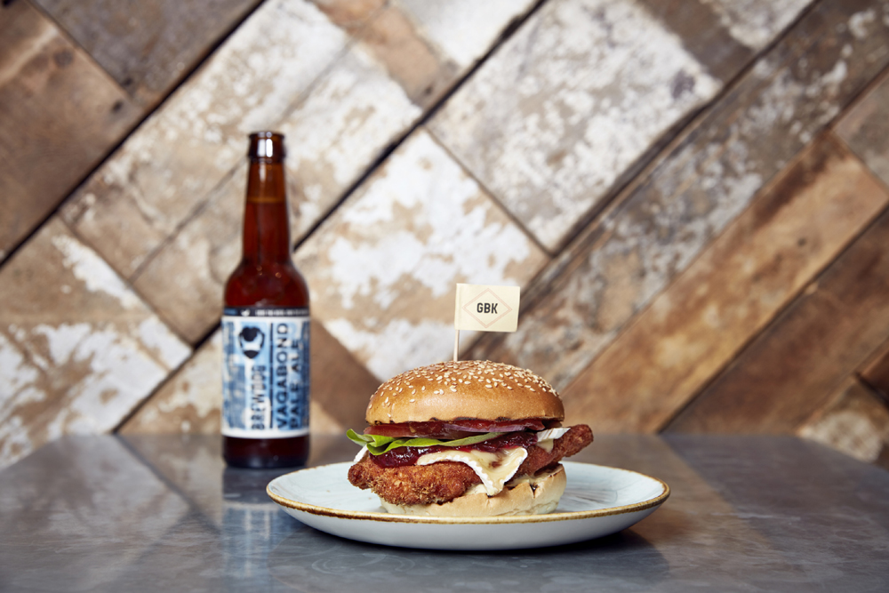 GBK Waterloo - London