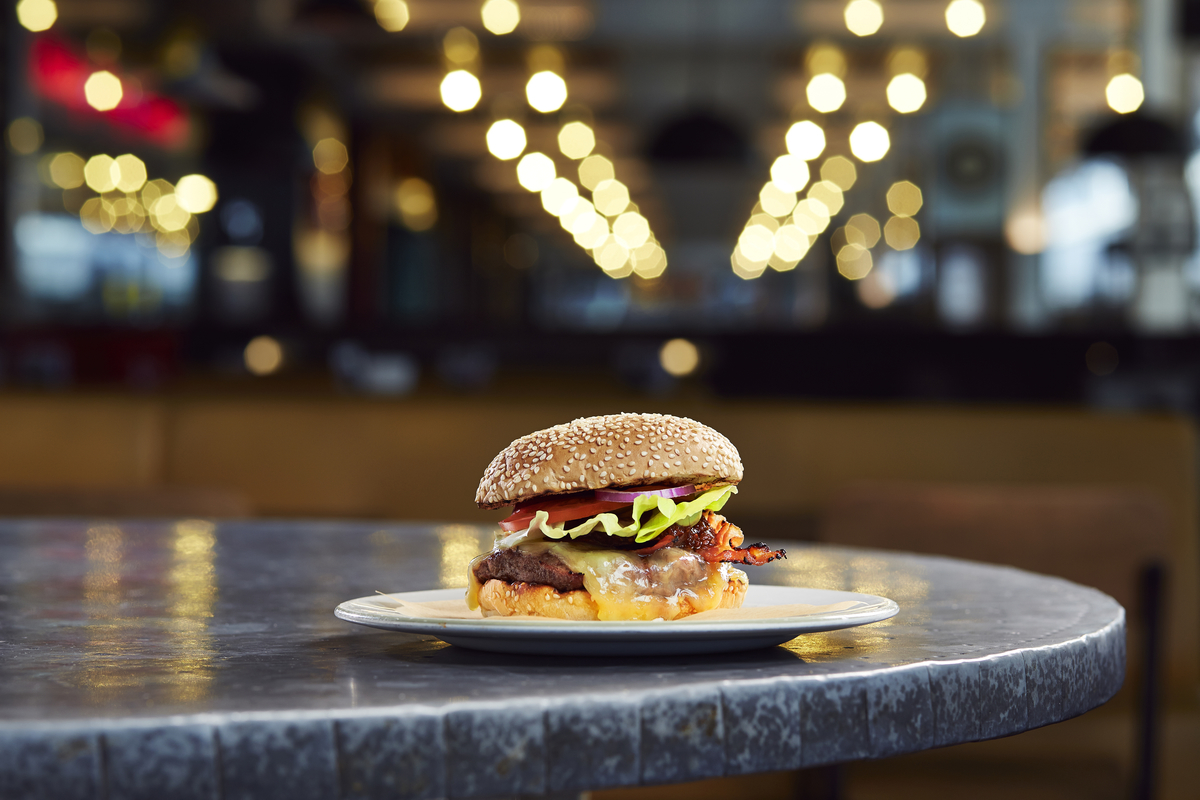 Reserve a table at GBK West Hampstead