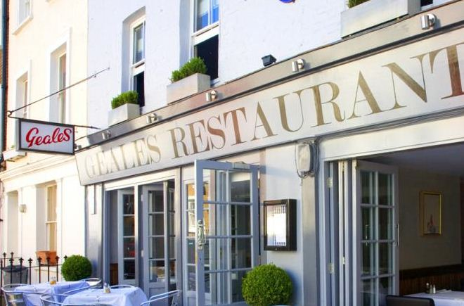 Reserve a table at Geales - Notting Hill