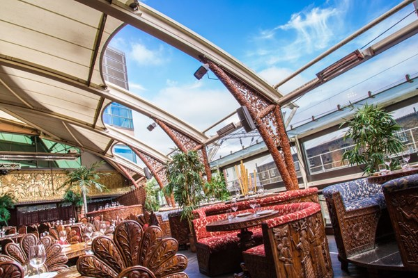 Gilgamesh Restaurant Bar and Lounge - London