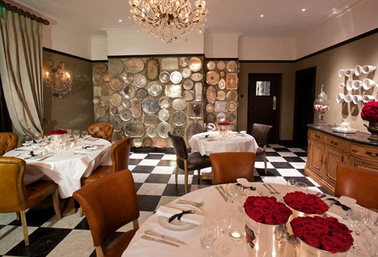 Reserve a table at Glazebrook House Hotel and Restaurant