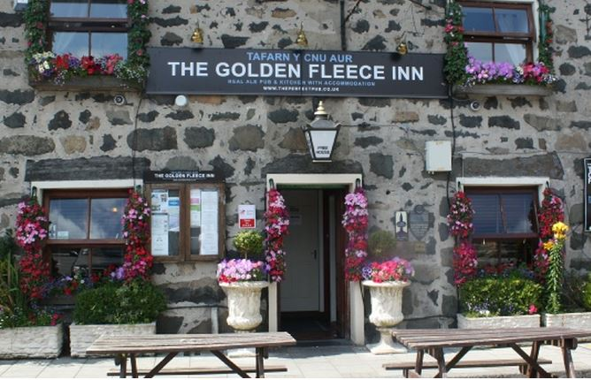 Golden Fleece Inn - Norra Wales