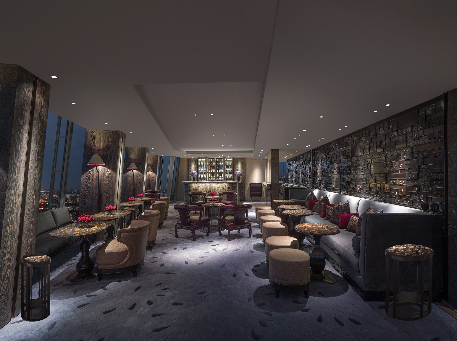 GONG - Shangri-La Hotel, The Shard - London