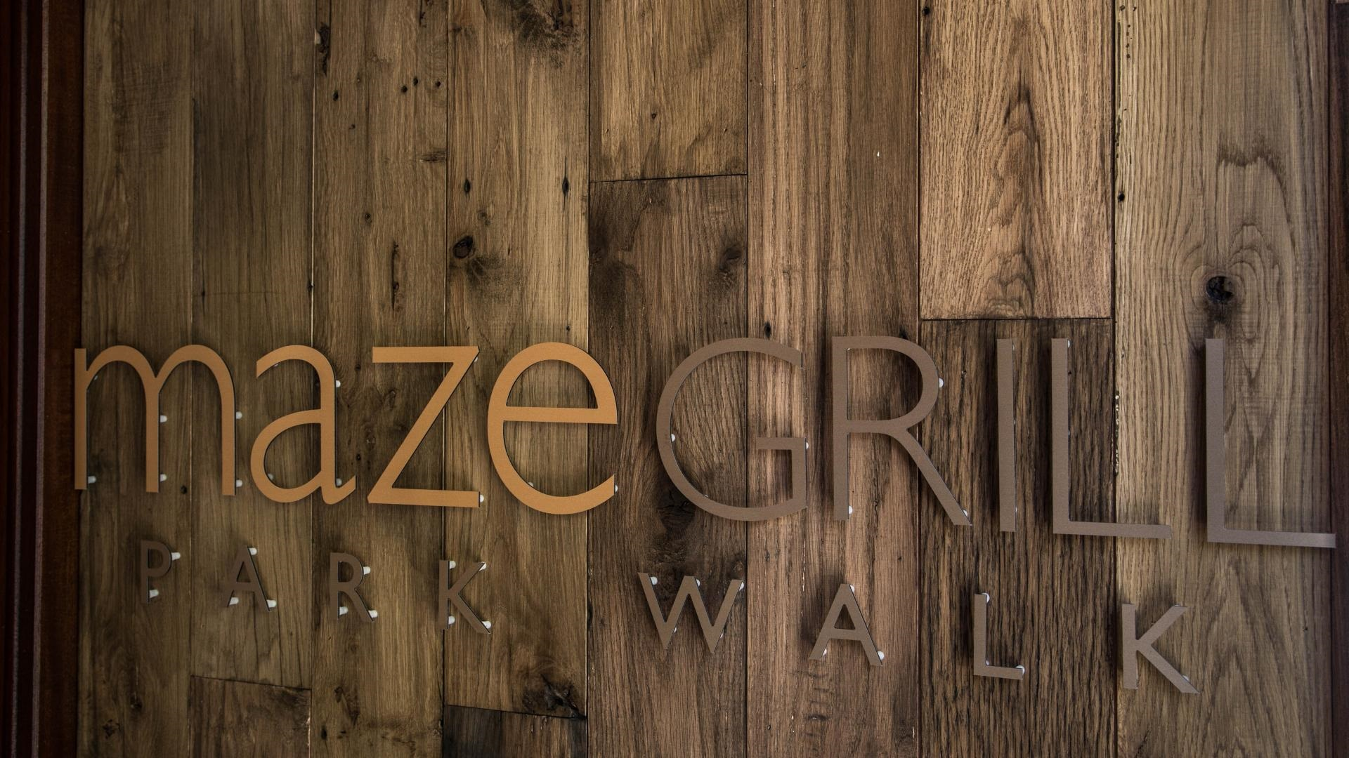 maze Grill 11 Park Walk - Gordon Ramsay Restaurants - London