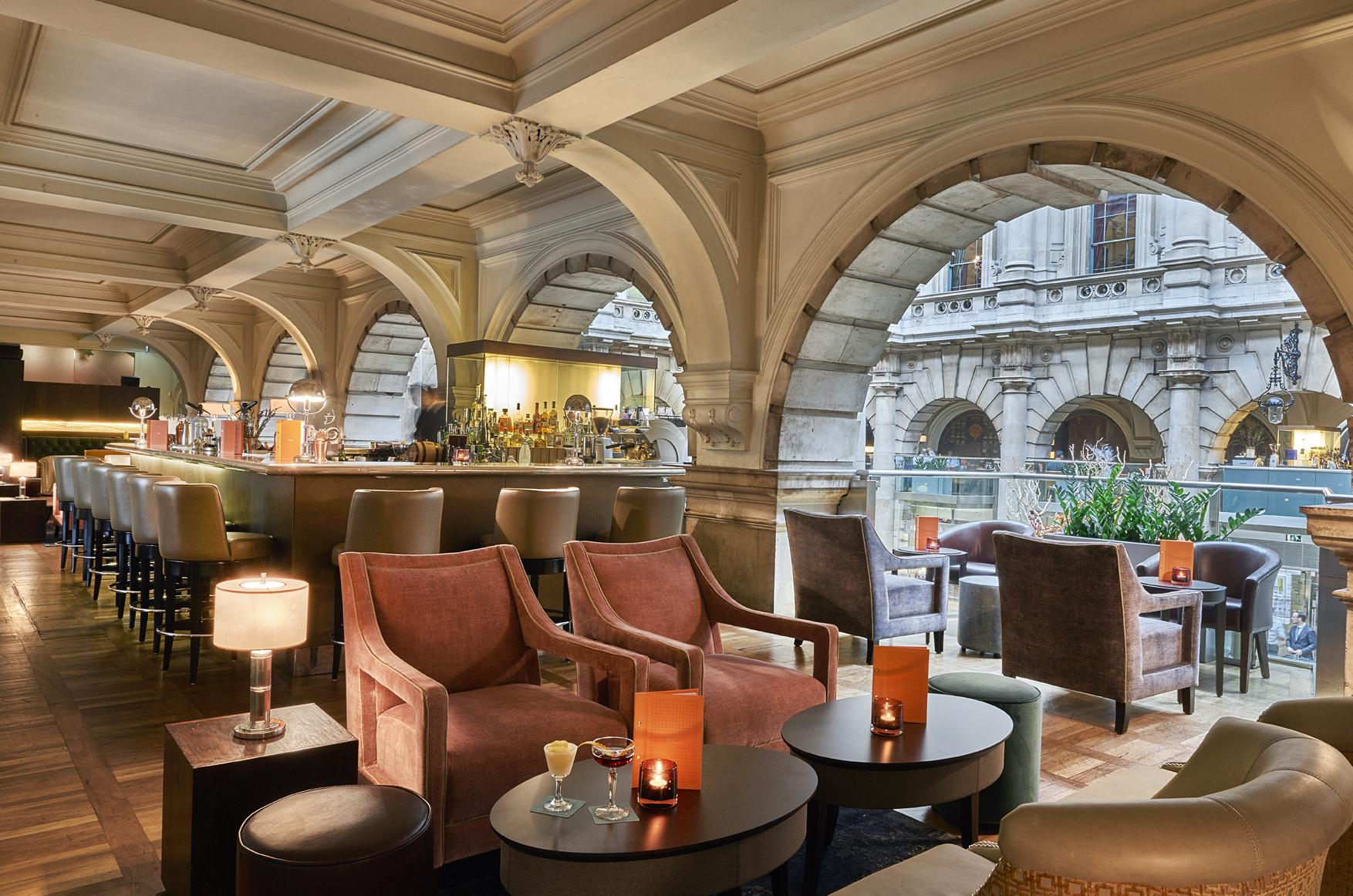 Royal Exchange Grand Café - London
