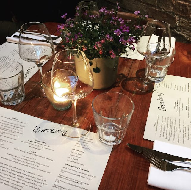 Reserve a table at Greenberry Café