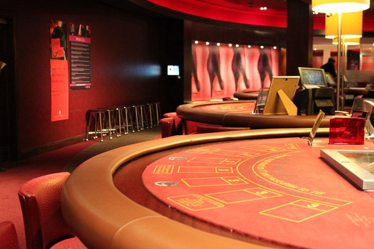 Private Poker Room Aberdeen