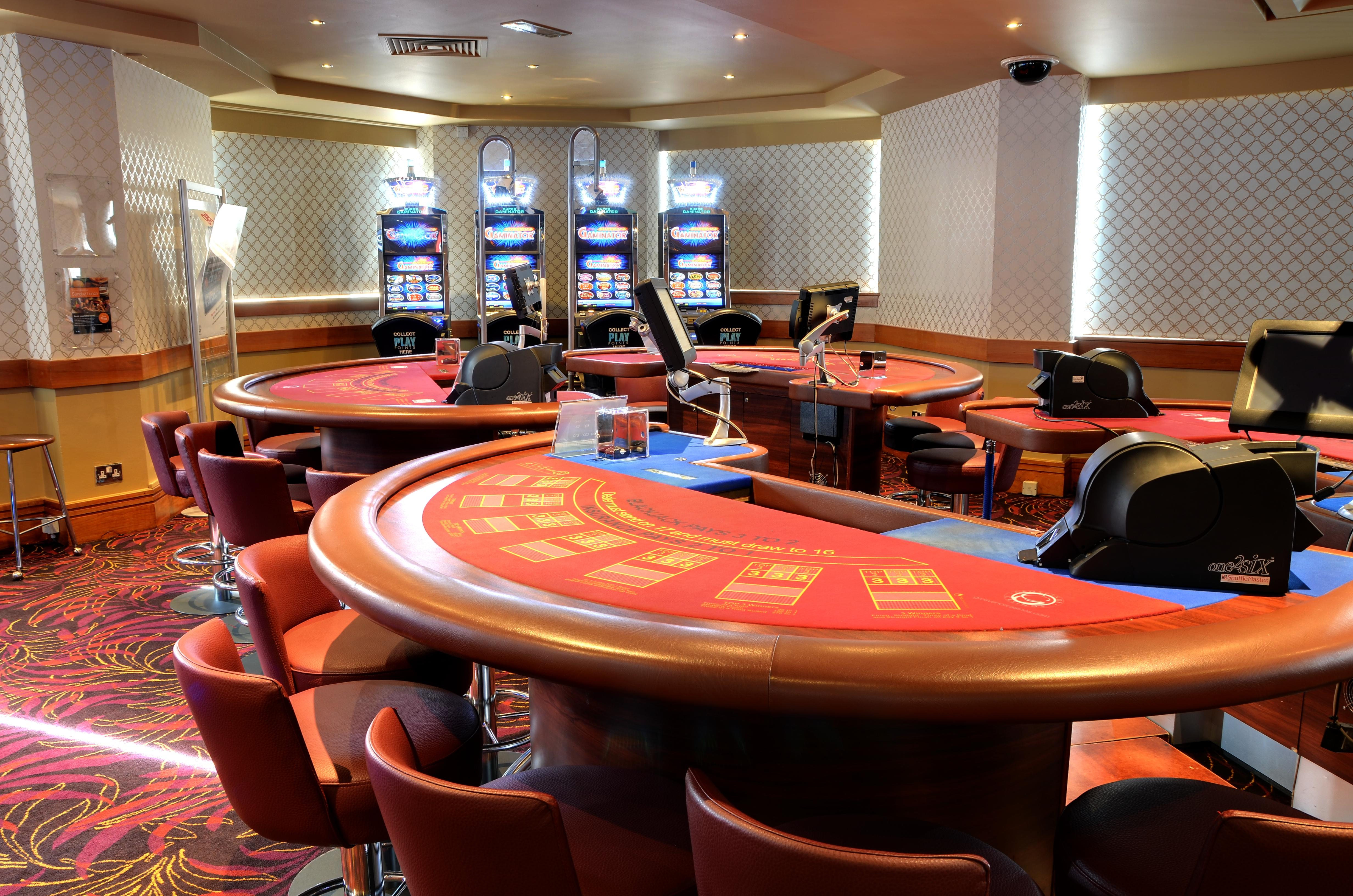 Grosvenor Casino Reading Central - Berkshire