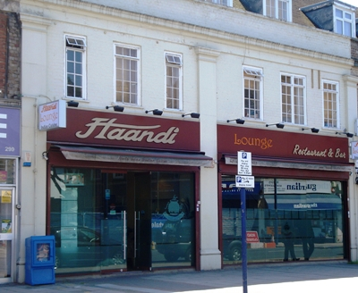 Haandi - Edgware - Greater London