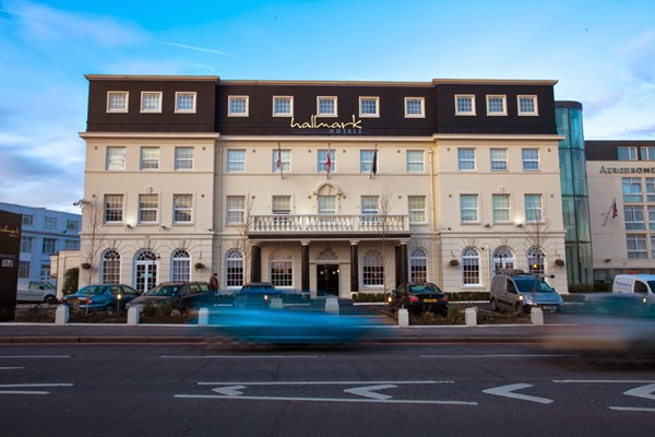 Hallmark Hotel London Croydon Aerodrome - Greater London