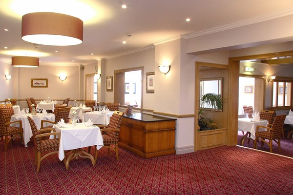Hallmark Hotel Stourport Manor Reviews