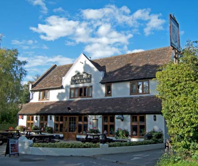 Hamilton Arms - West Sussex