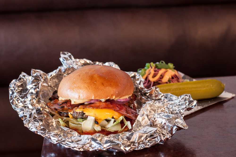 handmade burger Co - Edinburgh - Edinburgh