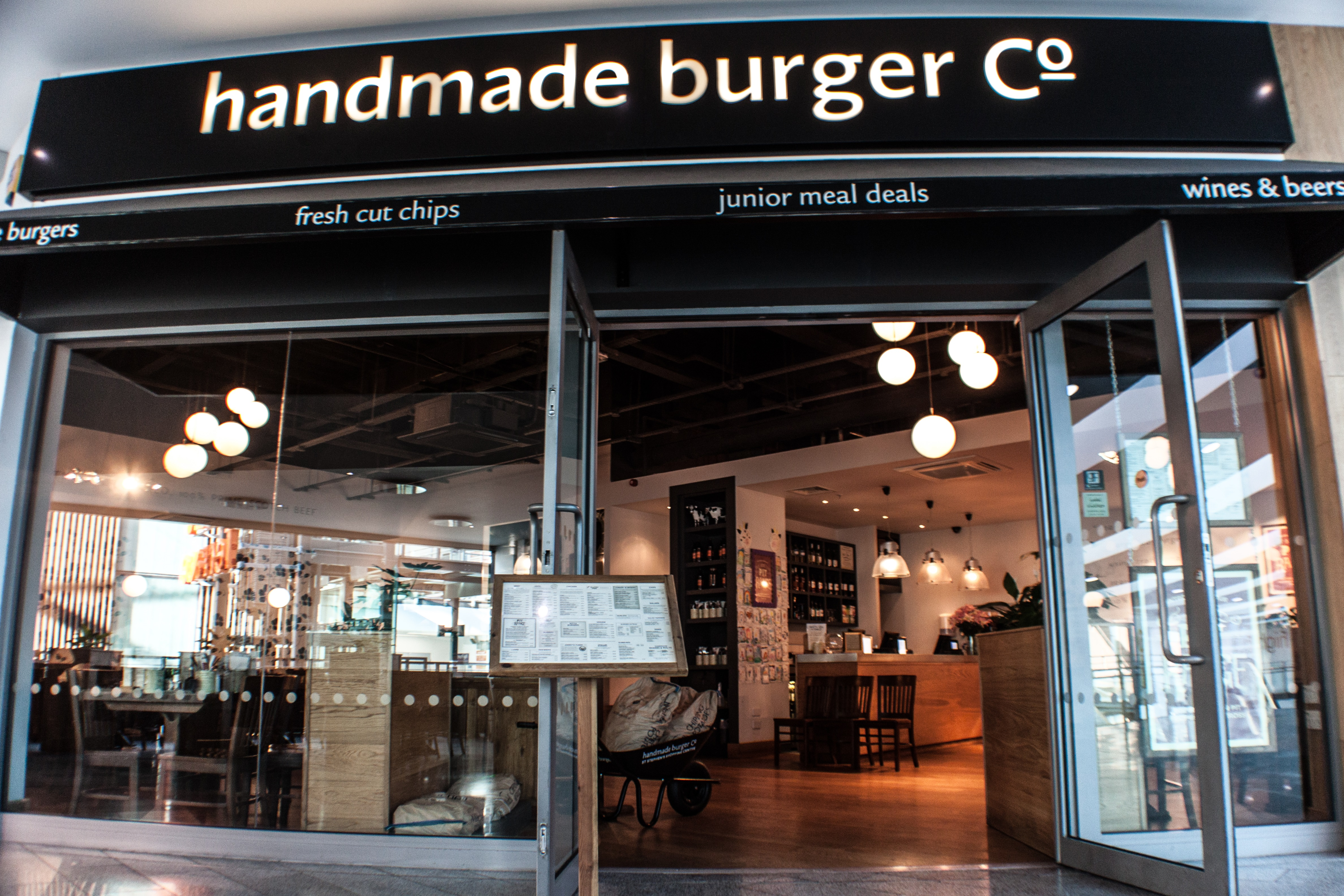 handmade burger Co - Hull - East Riding of Yorkshire